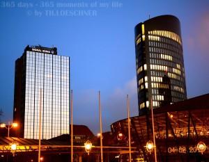 Dortmund am Abend