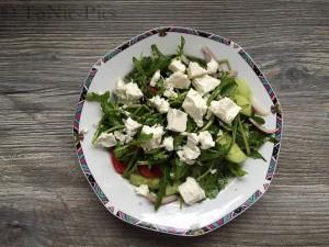 Tom bloggt seinen Alltag Toms Kochecke Italienisch - Griechischer Salat 1 (2 von 3)