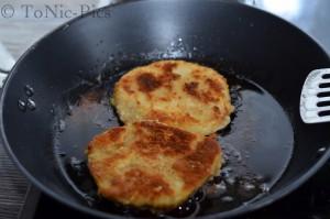 Tom bloggt seinen Alltag Toms Kochecke Vegetarisches Schnitzel Sellerie Schnitzel (8 von 9)