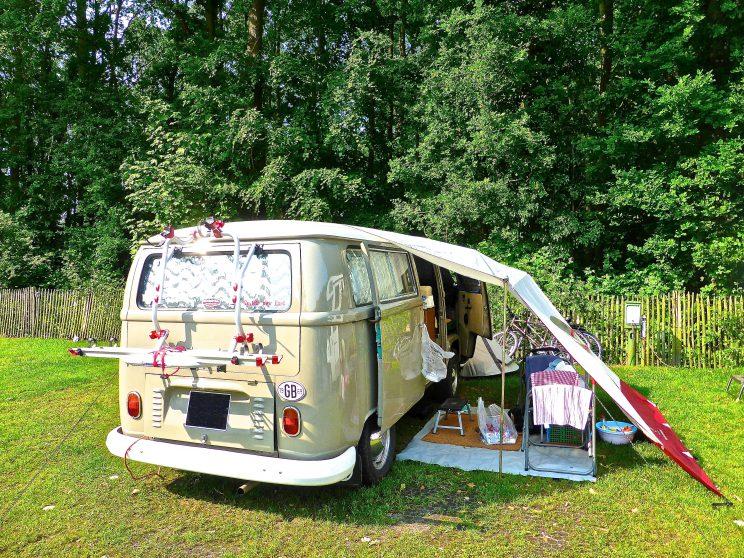 tom bloggt seinen alltag, flitterwochen im wohnmobil