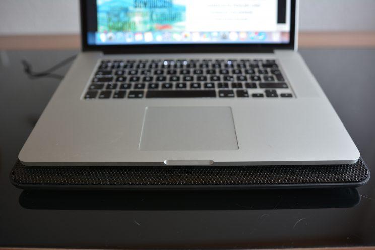 tom bloggt seinen alltag, produkttest, notebook, macbook, lüfter, lüftermatte , laptop kühler