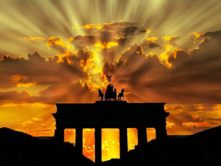 Tom bloggt seinen alltag, freitagsgedanken, wiedervereinigung, deutschland