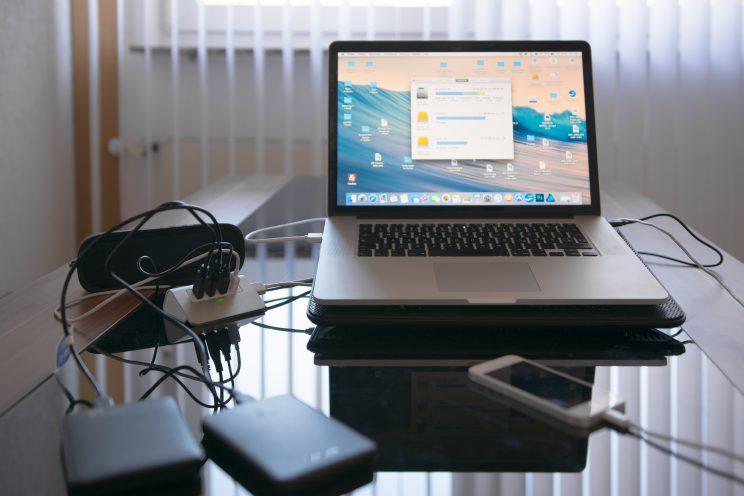 Aukey USB 3.0 Hub Port 4