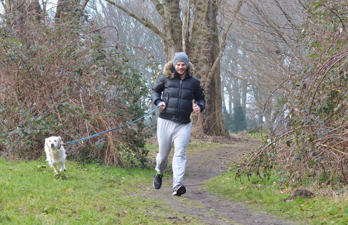tom bloggt seinen alltag, freitagsgedanken, frei laufen, frei sein
