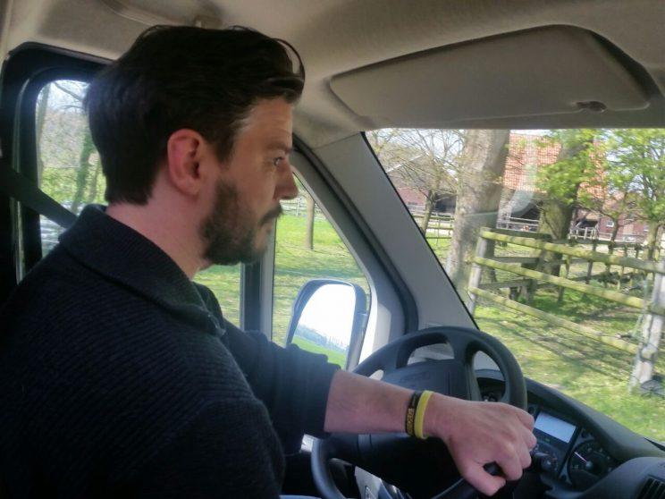 Tom bloggt seinen Alltag, Manni abgefahren, die ersten Eindrücke zu unserem Roadcar R 640